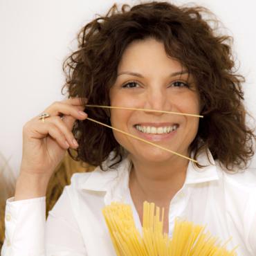 CARLA LATINI la signora della pasta