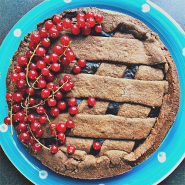 crostata al cioccolato (Ernst Knam)